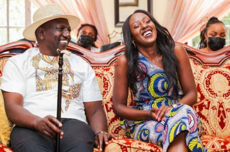 DP Ruto's daughter, June, to wed tomorrow