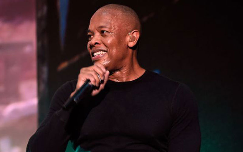 Dr Dre rushed to intensive care after suffering brain aneurysm