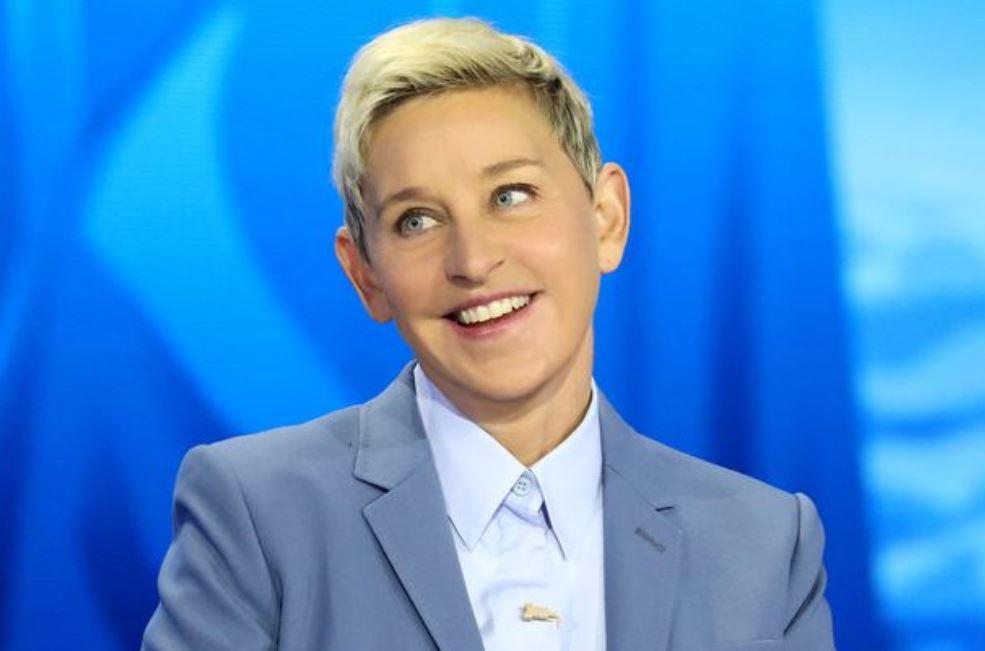 Ellen DeGeneres explains her 'bad days' and slams 'no eye contact' rumour