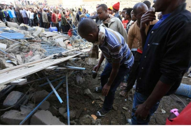 Embakasi tragedy: Tenants stayed put to use up Sh3,500 deposit even after they were warned