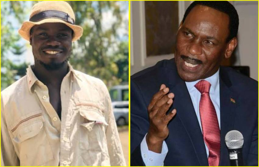 Entitlement? Ezekiel Mutua in war of words with Mulamwah