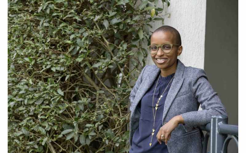 'Exposure' is refusing to buy art — Wambui Collymore