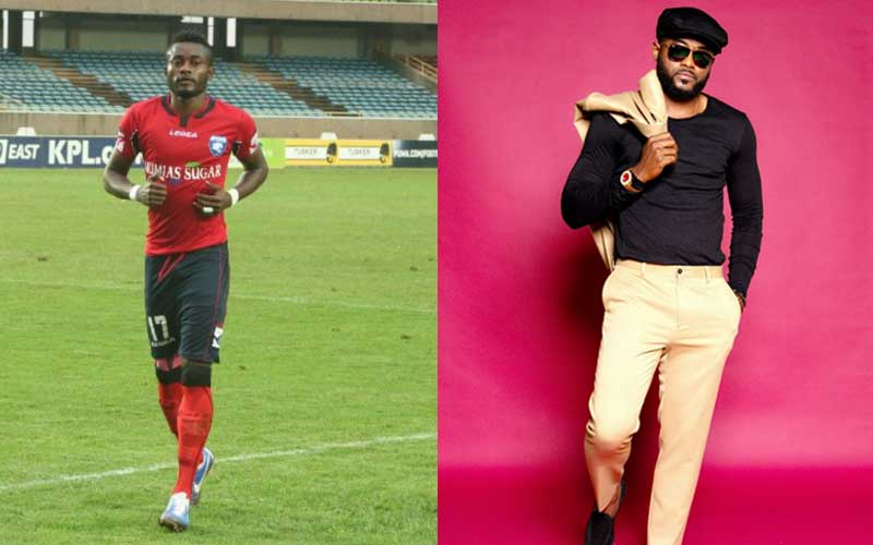 Former AFC Leopards player J Pako releases music