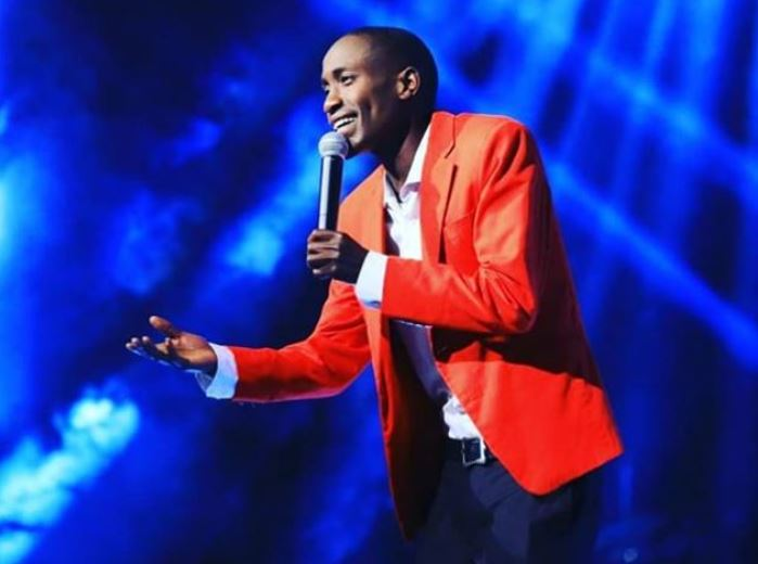 Former Churchill Comedian Njoro reunites with wife, lands second media job