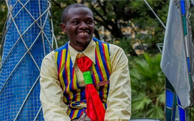 Former Churchill Show comedian Mtumishi opens up about past criminal life