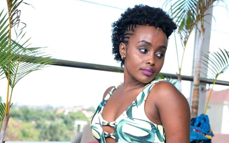Former Real Househelps of Kawangware actress 'Matilda' takes a jab at netizens pushing celebrities into depression