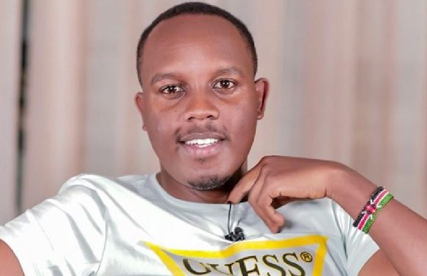From 'grand proposal to unplanned white wedding', actor Abel Mutua tells it all