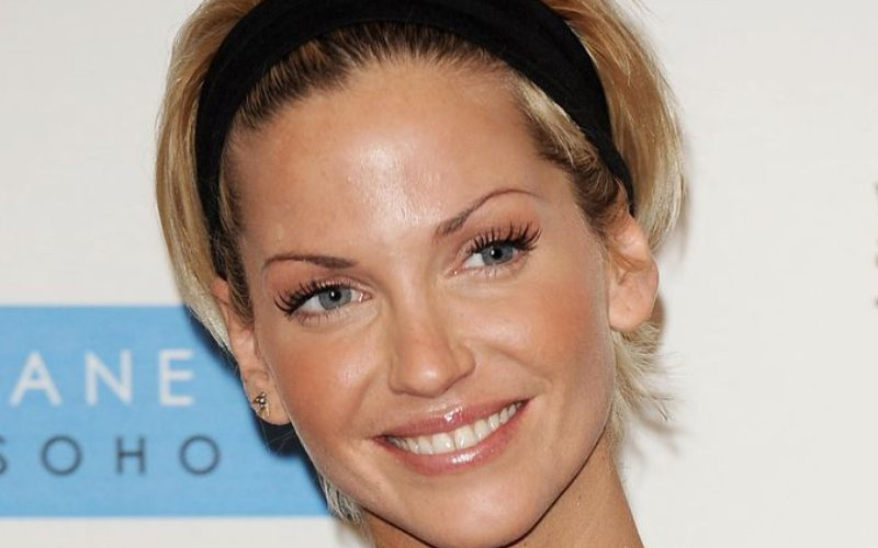 Girls Aloud star Sarah Harding goes public with cancer fight