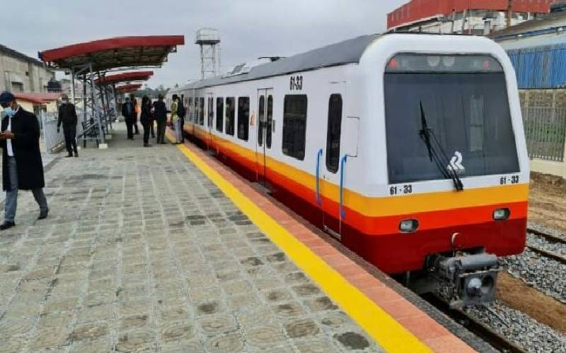 Government buys 11 trains to ease traffic in the city