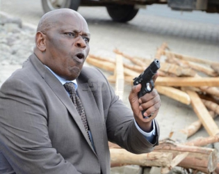 Gun drama: Senator confronts youth and shoots in the air over Shell petrol closure