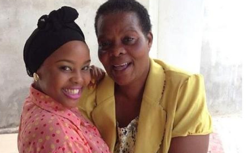 He won't come back- Actress Wastara tells Kanumba's mother to forgive Lulu