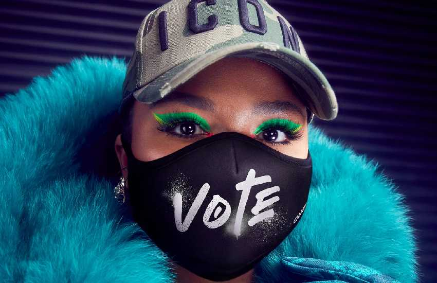How celebrities used fashion to promote civic engagement in US