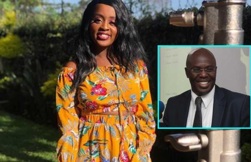 How childhood dream to write led me to Ken Walibora - singer Nadia Mukami