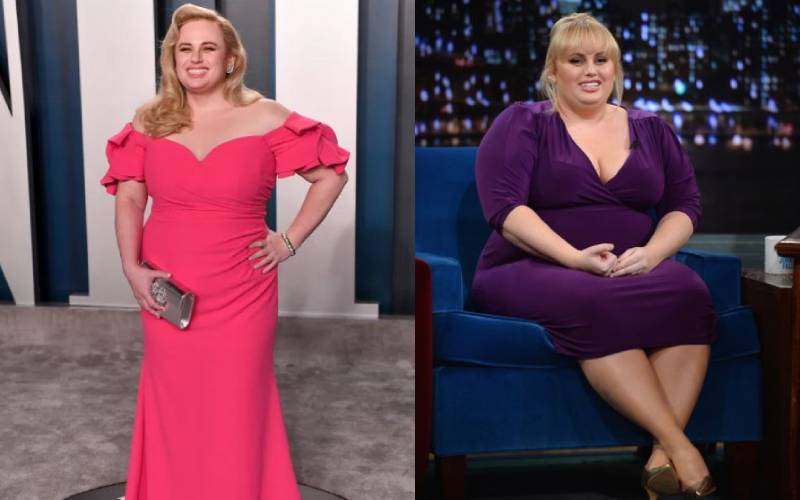 How Rebel Wilson lost 18kgs with five simple changes