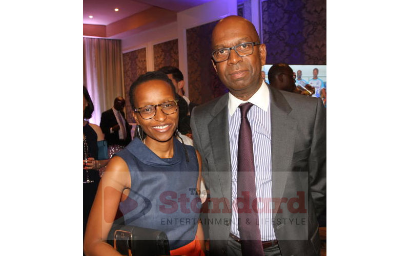 I am not the news, says Wambui Collymore