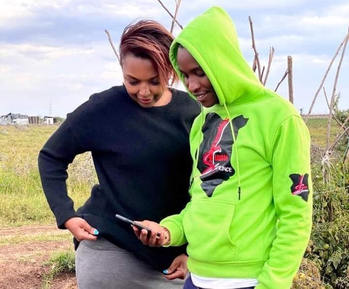 I didn't know Samidoh was married – Karen Nyamu