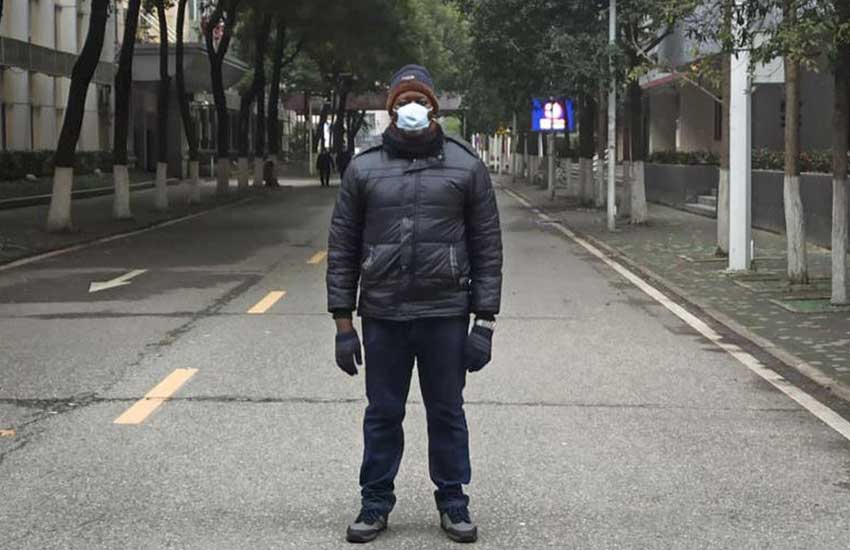 'I feel trapped': Africans in China lockdown see no escape