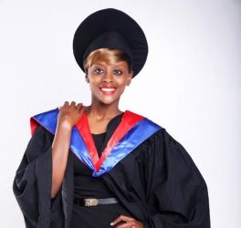 I juggled books, politics and beauty, and scored a First Class — Ruth Gakuo