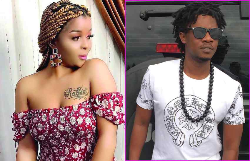 I trust veteran Bongo Flava crooner, Chege, with my life – wife Zahara Said