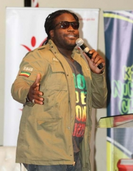 I was told Kisumu was two hours from Nairobi- Jamaican singer Gramps Morgan