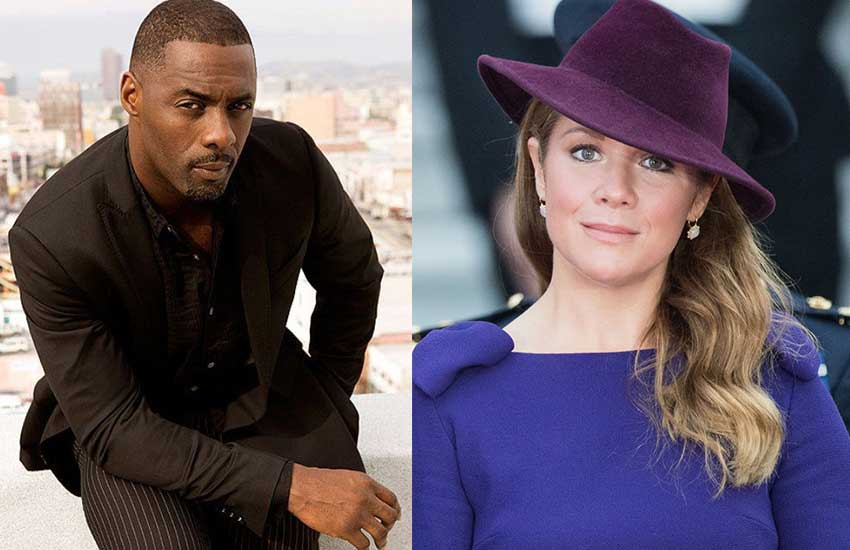 Idris Elba met with Canadian PM's wife before both tested positive