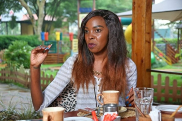 In The Cottage With: Adelle Onyango - Beauty for ashes and surviving rape