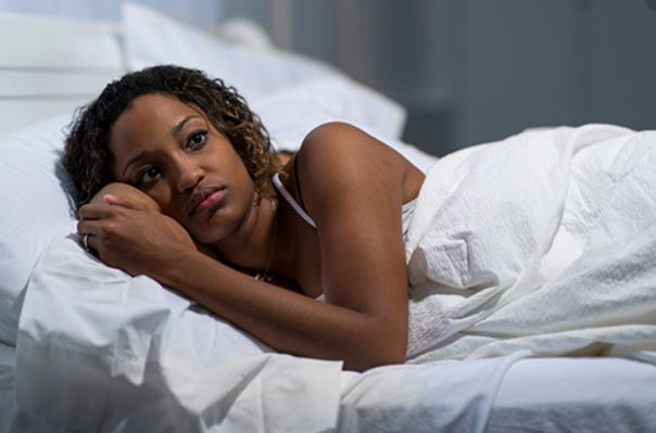 Insomnia can increase your risk of Type 2 diabetes - even if you're a healthy weight