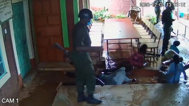 IPOA probe police officers captured on camera beating female students in Voi