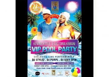 Jamaican artiste Kevin Lyttle to perform at Nairobi's B-Club