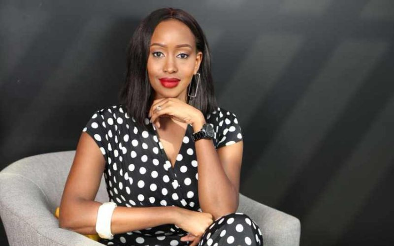 Janet Mbugua takes a break from social media citing health issues