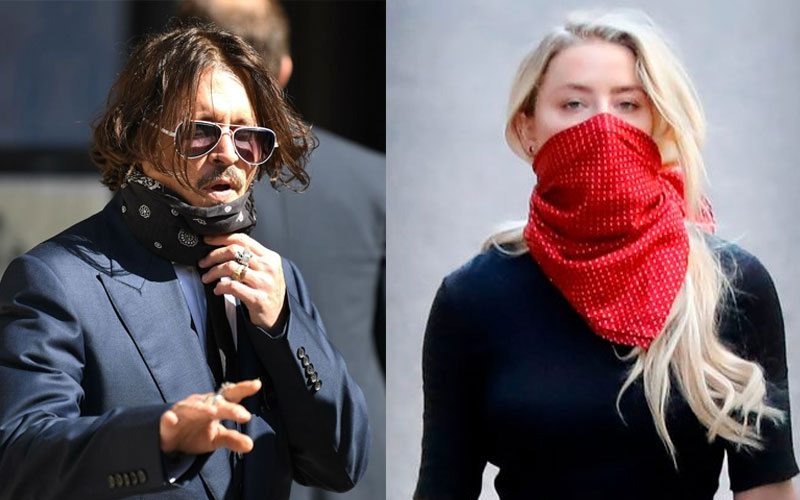 Johnny Depp claims he ended marriage to ex after finding poo in his bed