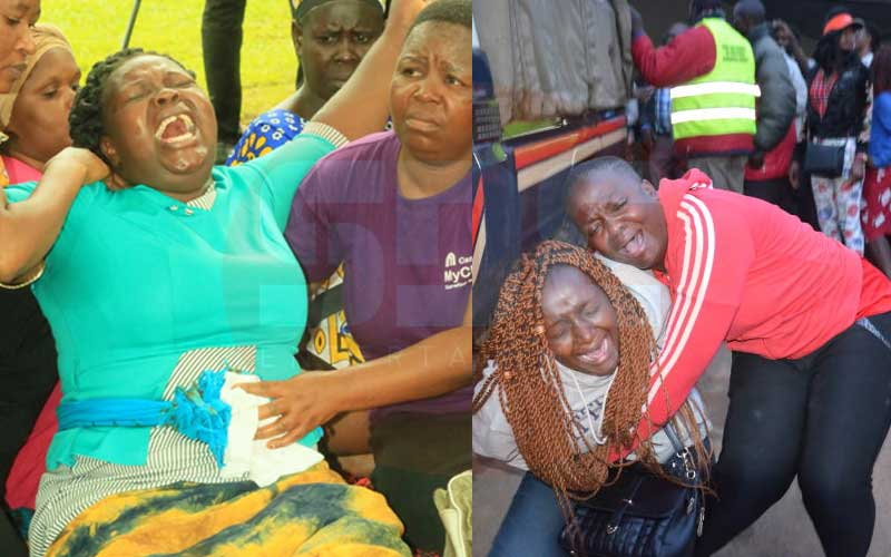 Kakamega Primary tragedy: Parents speak of dashed hopes