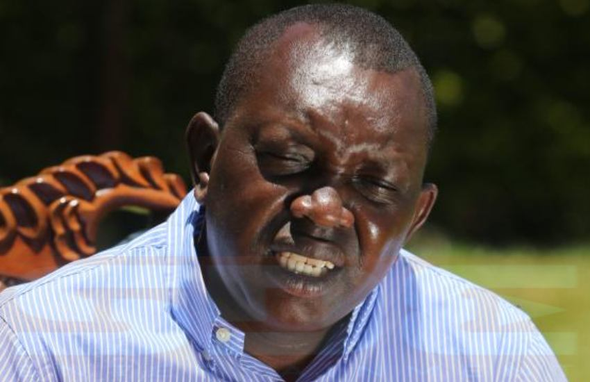 Kapseret MP Oscar Sudi barred from tilling 50-acre farm in Kesses