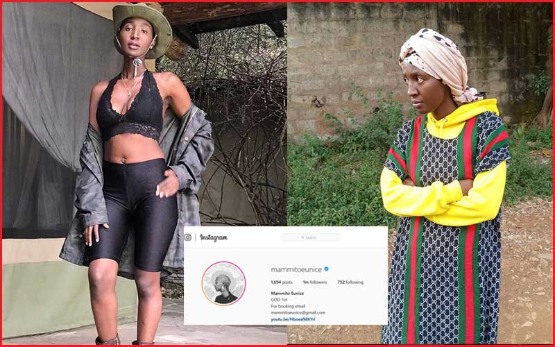 Mammito is Africa's most followed comedienne on Instagram