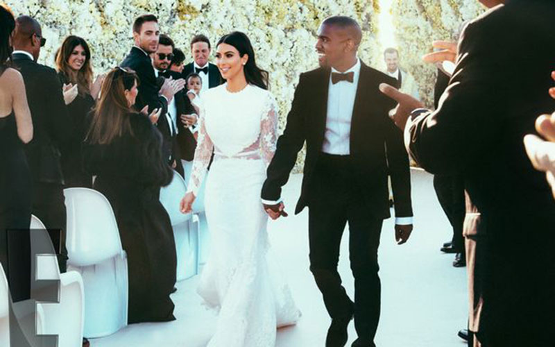 Kim Kardashian and Kanye West getting divorced?