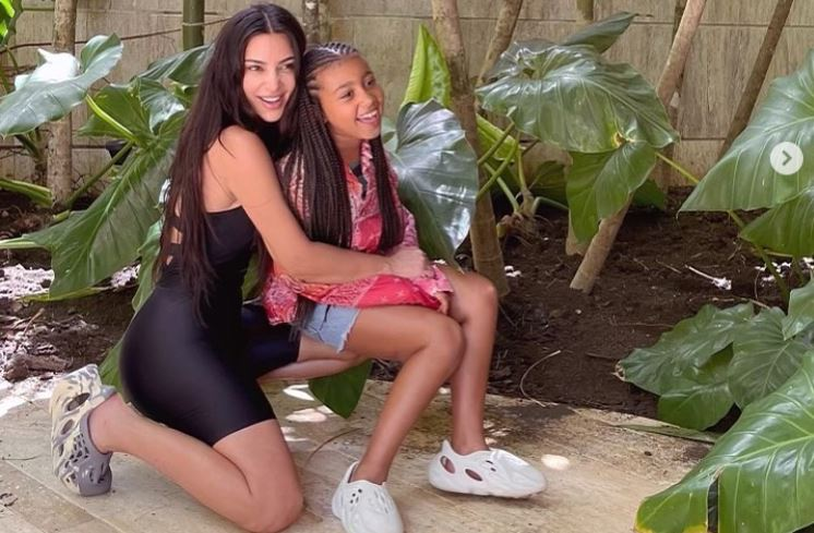 Kim Kardashian shares gushing birthday tribute to first-born daughter North as she turns 8