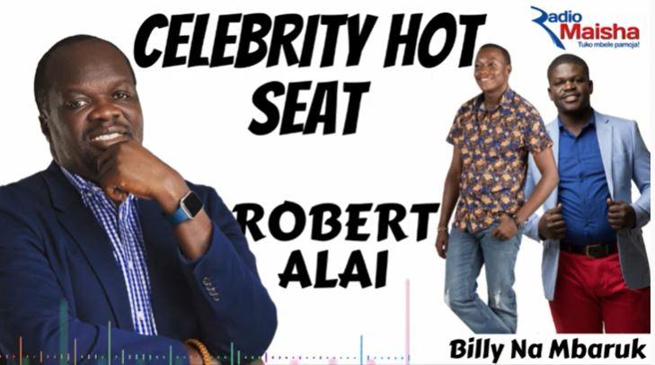 Robert Alai - I am an Indian by descent