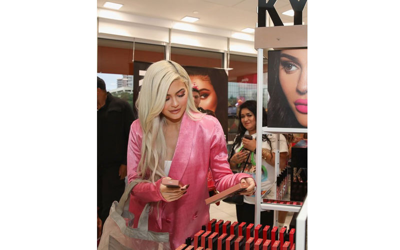 Kylie Jenner sparks outcry over employing just 13% black people at Kylie Cosmetics