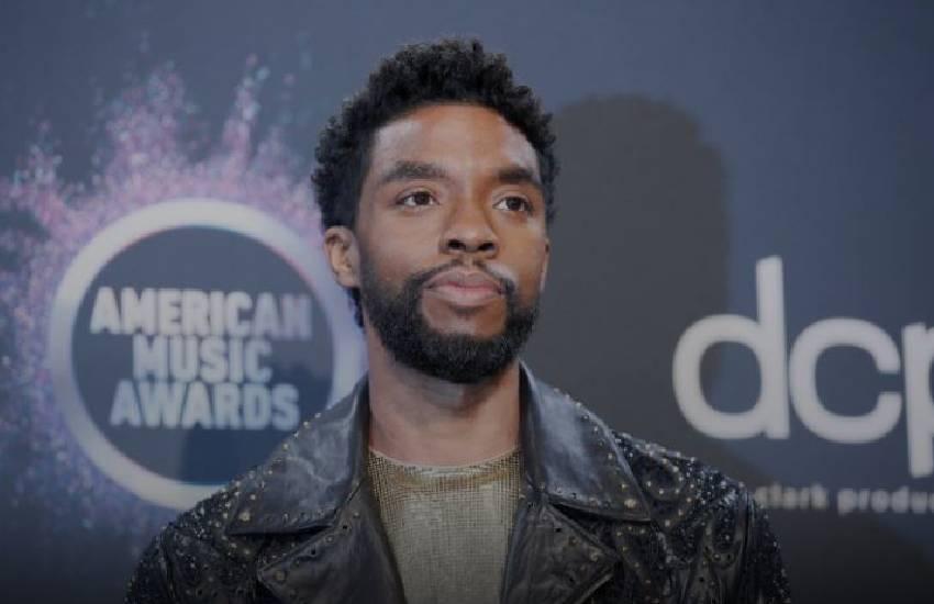 Legendary and terrifying: 'Ma Rainey' cast recall Chadwick Boseman's final role