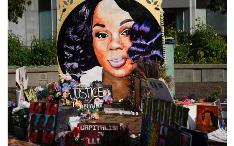 Louisville to pay Sh1.3 billion settlement over Breonna Taylor's death in botched police raid