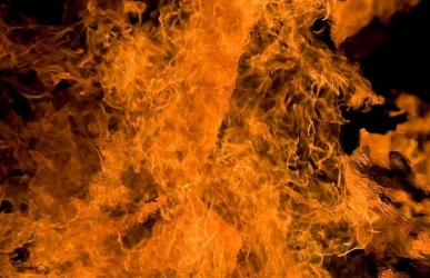 Love triangle: Woman arrested after allegedly setting rival on fire
