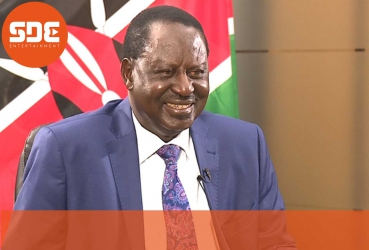 Hilarious: Raila Odinga reading Canaan memes on Twitter is the funniest thing you will see today