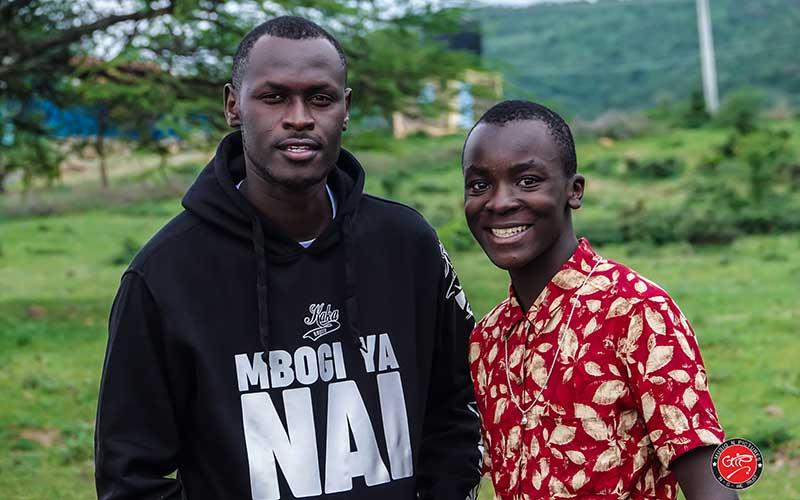 Majuto: King Kaka stars in new counter- terror web series