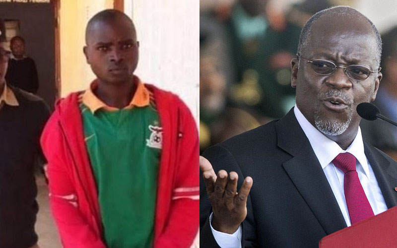 Man jailed for insulting President Magufuli on social media