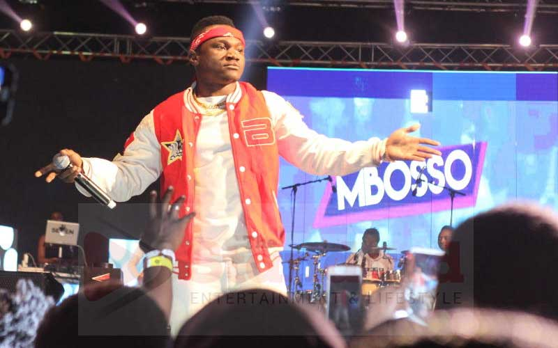 Mbosso speaks on battling health condition, missing late baby mama