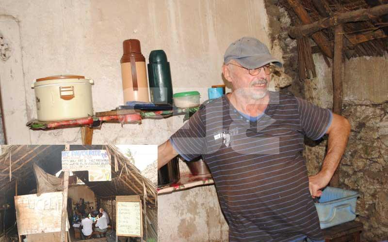 Meet coast mzungu who sells githeri