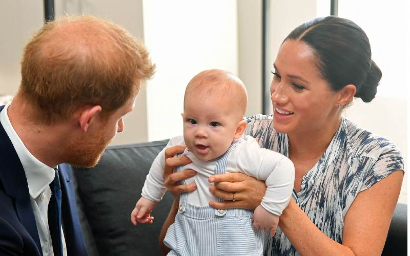 Meghan to publish children's book based on husband Harry and son Archie