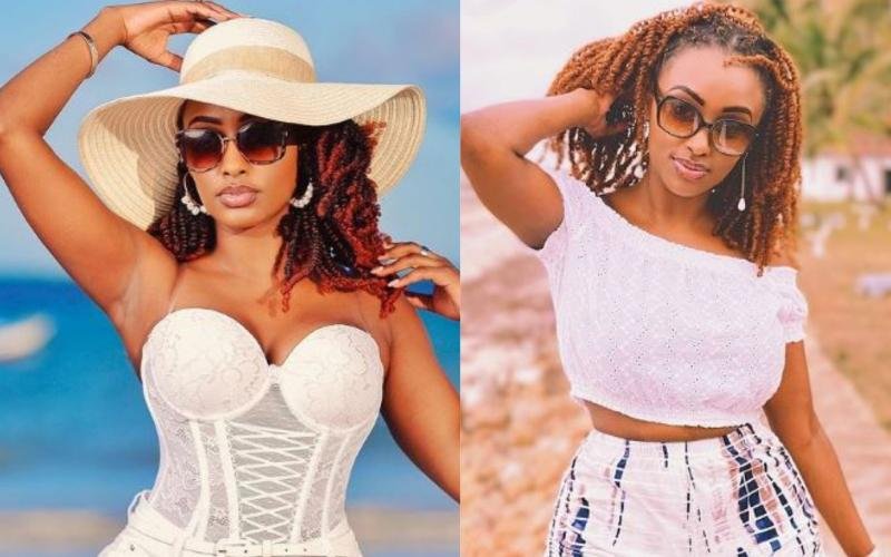 Michelle Ntalami speaks after Instagram post almost went south