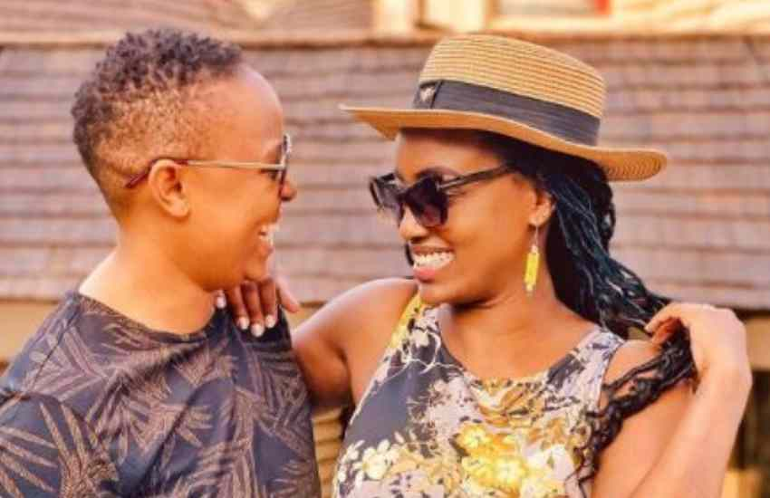 Michelle Ntalami's sweet message to Makena on her birthday