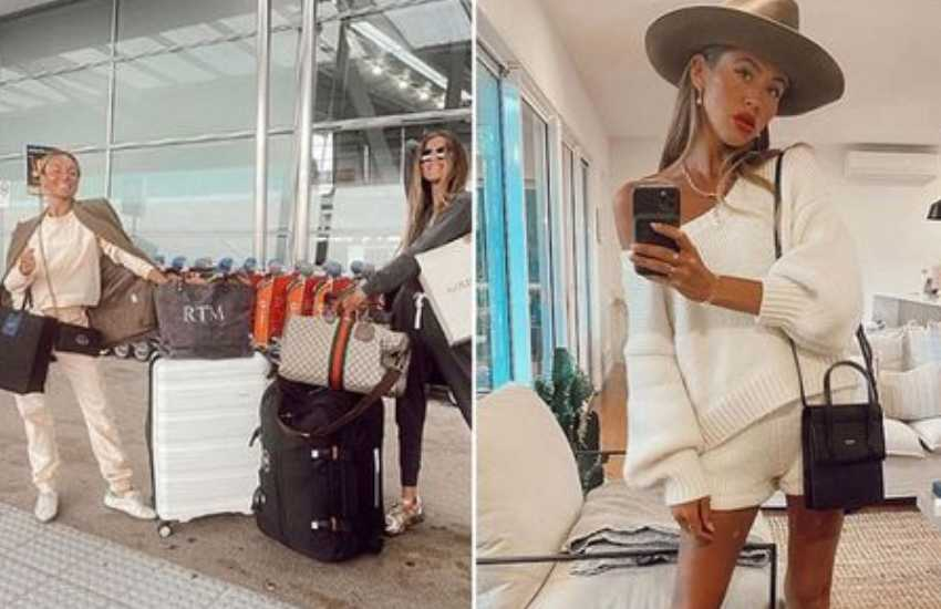 Model 'keeps plane waiting for 30 minutes' - because she was busy eating